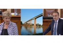 Ремонт на Аспарухов мост ще има най-рано догодина и то само на част от него! Търсят се 35 милиона лева!