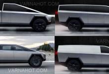 Tesla Cybertruck ще се предлага като пикап, микробус и товарен ван