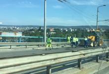 За поредна година цялостен ремонт на Аспарухов мост няма да има! Изкърпват само по-големите дупки