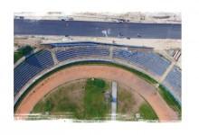Как булевард във Варна катастрофира в стадион