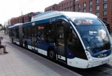 Нови автобуси с уникален дизайн за жителите на Бургас!