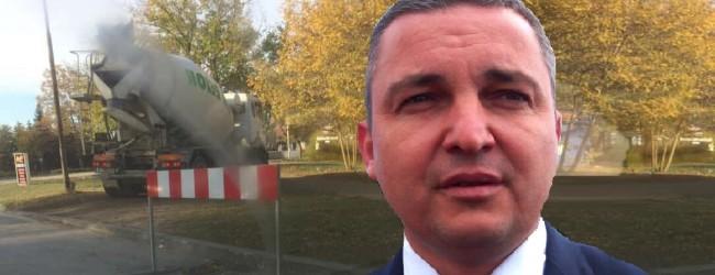 Варна: Изборите минаха и бетоновозите налазиха Морската градина! Кмете?