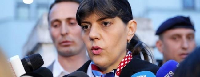 Лаура Кьовеши отхвърли 7 от българските кандидати за европрокурори