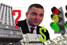 """""""Златните"""" светофари на Варна"""