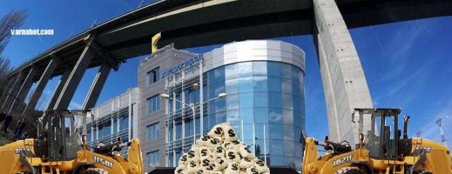 """Аспарухов мост: 35 млн.лева без търг за """"спешен ремонт"""", а Портних го обеща преди 2 години!"""