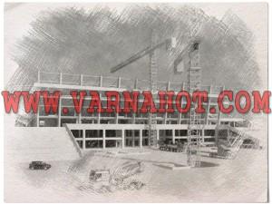 проект стадион