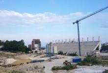 Поредното обещание: Стадион Варна щял да бъде завършен догодина?!?