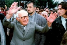Бившият гавазин на Живков се представя за лидер на антикомунизма