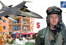 Ще плащаме 5-звезден хотел, кетъринг и командировъчни за чуждите пилоти дето ще ни пазят…българските – на пост и молитва