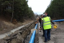 Водопроводът София-Перник даде фира и при втората проба!