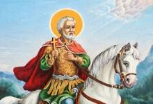 Днес почитаме Св. Мина, който е покровител на жените и семейството
