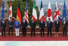 Очаквано Г-7 не можа да се разбере с Тръмп за Парижкото споразумение за климата