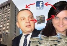 Водиш черен пиар и хвалиш Портних, а за отплата лапваш 60 хиляди лева от бюджета на общината !!!