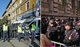 София: Жандармерия, бронирани машини и КПП-та – военен преврат? Не, властта си избира главен прокурор