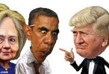 """Кандидатът за президент на републиканците Доналд Тръмп: """"Хилари Клинтън и Обама са основатели на ИДИЛ"""""""