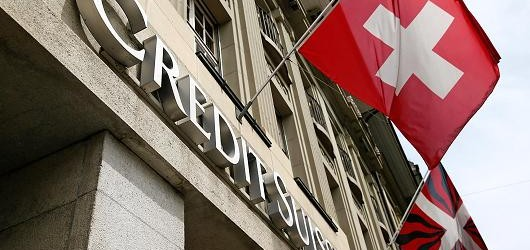 Италия наложи рекордна глоба от 100 милиона евро на швейцарската банка Credit Suisse