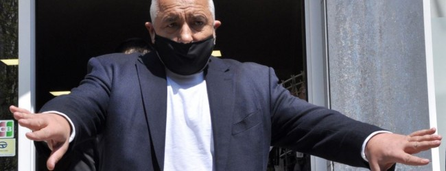 Парламента вика Борисов, а той под карантина!