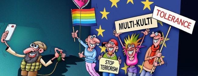 Европа отглежда собствените си гробокопачи