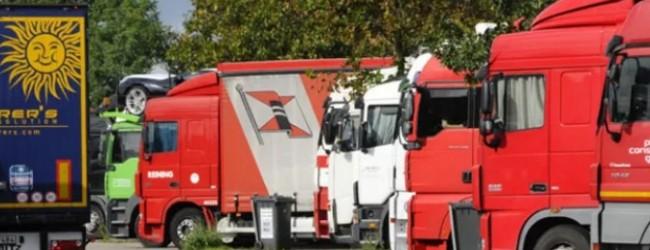 Нови изисквания: Германия забранява 45-часовата почивка на шофьорите да се прави в камиона