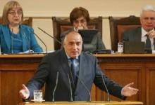 Бойко Борисов премина на терена на опозицията, където е най-силен!