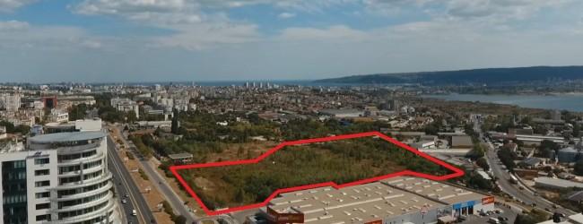 """Комплекс """"Варна Сити Парк – юг"""" ще бъде най-новият екологичен и луксозен квартал на Варна"""