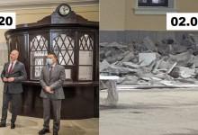 Ремонт на ремонта: Месец след откриването, отново разкопаха гарата в Подуене!