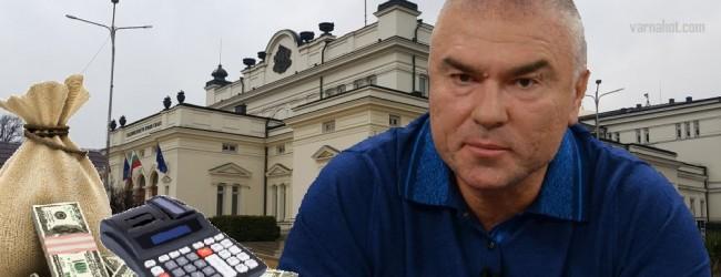 """Греда: Марешки не успя да отреже субсидията на партия """"Възраждане"""" на Костадин Костадинов"""