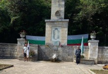"""Добрият пример: Войнишкият паметник в с. Крумово бе изцяло възстановен от """"Движение Възраждане"""""""