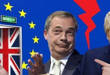След Борис Джонсън и популистът Найджъл Фараж избяга от отговорност и подаде оставка!