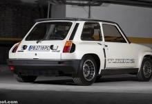 Аукционната къща Sotheby's продаде на търг българско Renault 5 Turbo за 90 000 евро