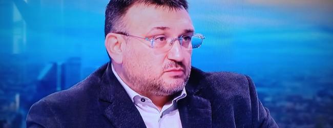 Младен Маринов: Кадрите с полицейско насилие са извадени от контекста!