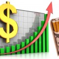 16290853-Course-increase-graph-with-dollar-sign-and-arrow-up--Stock-Photo