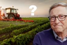 Слухове, че Бил Гейтс ще купува земеделска земя в Турция, удвоиха цената й