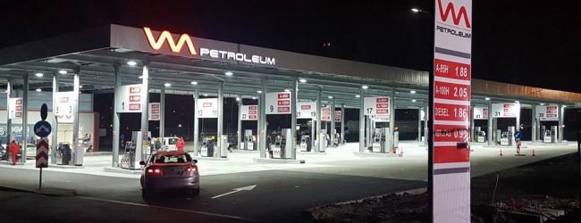 Марешки отвори бензиностанция и в София! ДАНС атакуваха доставчика му – базата на Полисан в Русе