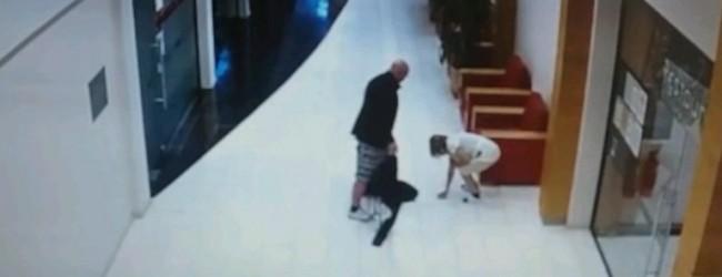 Реформираното правосъдие: След пускане под гаранция е изчезнал шведът, ритнал камериерката в главата