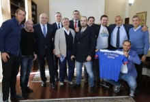 Борисов отпуска 1 милион лева на Спартак Варна