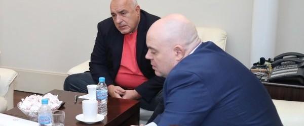 Прокуратурата ще проверява дали Борисов е записан, а не какво се говори