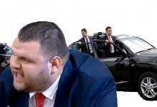Кой управлява държавата? Шофьорът на Пеевски, Марио командва цялото НСО!