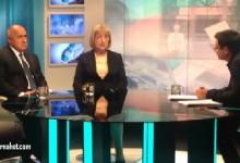 Борисов се разсърди на въпросите на зрителите на БТВ