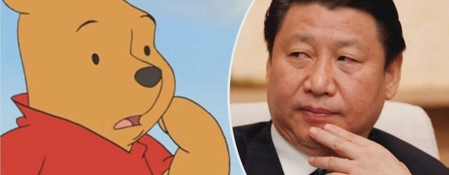 Забраниха новия филм за Мечо Пух в Китай
