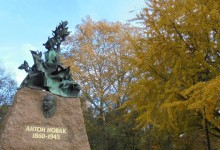 160 години от рождението на Антон Новак – създателят на Морската градина на град Варна