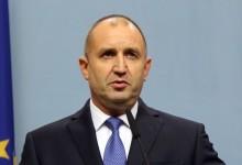 Президентът Румен Радев подписа указа за назначаване на Иван Гешев за главен прокурор