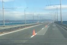 """Новата маркировка на Аспарухов мост – това ще е """"ремонта"""" на моста за тази година"""