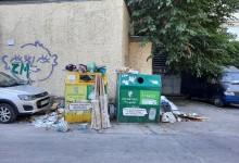 Варна продължава да затъва в боклуци!