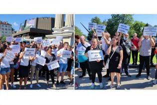 Варна: Стотици излязоха на протест срещу ограничителните мерки