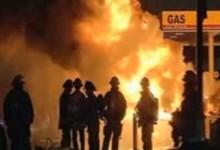 Протест: Независимите търговци на горива заплашиха, че ще запалят камионите и бензиностанциите си