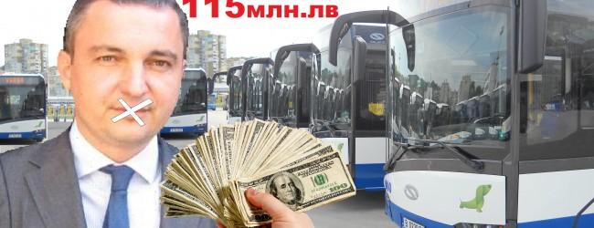 """Община Варна продължава на """"усвоява"""" милиони по вече проваления """"Интегриран градски транспорт"""""""