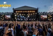 Започна музикалния фестивал MTV VARNA Beach