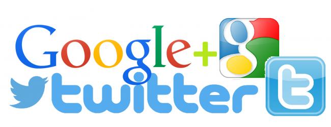 Google купи част от Twitter