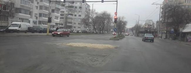 """Накълцаха асфалта и на бул.""""Сливница """"!"""
